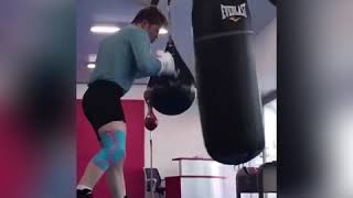 Download First look canelo in camp for ggg rematch Video