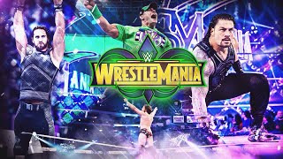 Download Wrestlemania 34 Highlights (Recap MV) Video