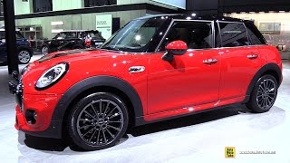 Download 2017 Mini Cooper S 5 Doors 192ch - Exterior and Interior Walkaround - 2016 Paris Motor Show Video