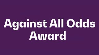 Download ″Against All Odds Award″ - Vote now! | FEI Awards 2018 Video