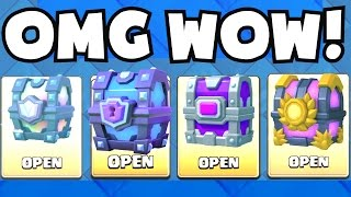 Download OPENING EVERY CHEST | Clash Royale LEGENDARY / SUPER MAGICAL / EPIC / GRAND CHALLENGE/MAGICAL CHEST Video