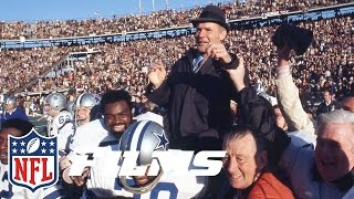 Download #1 Tom Landry | Top 10 Dallas Cowboys of All Time | NFL Films Video