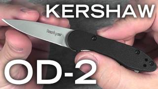 Download Kershaw OD-2 Knife: Fast, Fun, and Affordable Video