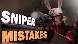 Download TF2 - 11 Sniper mistakes You should never make! Video