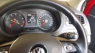Download Warning Lights / Warning Sounds in Volkswagen Polo Video