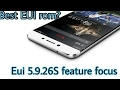 Download LeEco Le2/Le s3 EUI 5.9.26S feature focus. Video
