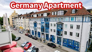Download Living in Germany - MUNICH APARTMENT TOUR | Accommodation in Munich for $164 Per Night! Video
