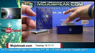 Download 10/17 - 2017 Panini Impeccable Football 3 Box Case Break PYT #11 Video