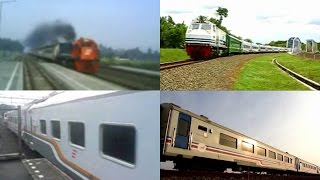Download Kilas Balik Transformasi Kereta Api Eksekutif Taksaka (2007-2015) Video