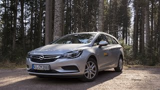 Download 2016 Opel Astra Sports Tourer | Overview & Testdrive Video