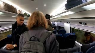 Download Eurostar London to Paris entire journey 2019 Video