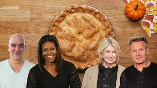 Download Which Celebrity Has The Best Apple Pie Recipe? Video