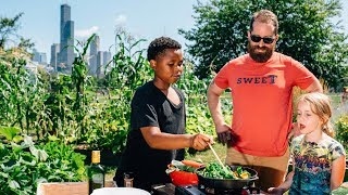 Download Gardeneers Teaches Kids to Grow Veggies in the City Video