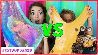 Download Mermaid Slime Vs Robot Slime / JustJordan Video