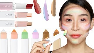 Download Full Face of Laneige Two Tone Makeup - TINA YONG Video