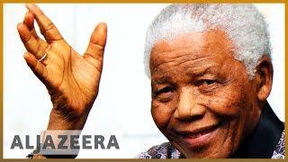 Download 🇿🇦 South Africa celebrates Nelson Mandela's centennial birthday | Al Jazeera English Video
