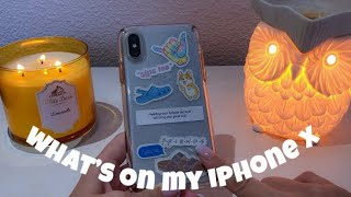 Download WHATS ON MY IPHONE X & CASE COLLECTION Video