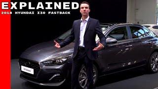 Download 2018 Hyundai i30 Fastback Explained Video