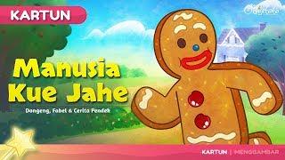 Download Manusia Kue Jahe - Dongeng Bahasa Indonesia Video