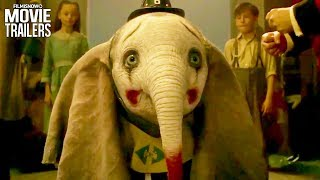 Download DUMBO Trailer NEW (2019) - Danny DeVito, Tim Burton Disney Movie Video