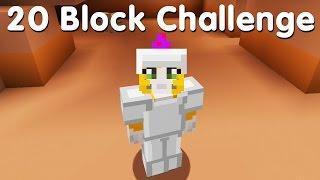 Download Minecraft PS4 - 20 Block Challenge - i've ruined it! (15) Video