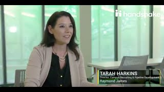 Download Raymond James uses Handshake to create personalized student recruiting experiences at scale Video