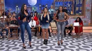 Download Pit Bull Jeans - Programa do Ratinho 29/11/2017 Video