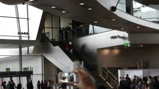 Download Moto Performance at BMW Welt/Museum Video