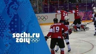 Download Ice Hockey - Men's Semi-Final - USA v Canada | Sochi 2014 Winter Olympics Video