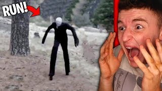 Download SLENDERMAN Spotted In Real Life.. (HELP) Video