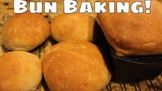 Download ~Making Hamburger Buns With Linda's Pantry~ Video