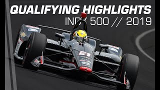 Download 2019 NTT IndyCar Series: Indy 500 Qualifying Day 1 Highlights Video