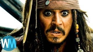 Download Top 10 Best Pirates of the Caribbean Franchise Moments Video