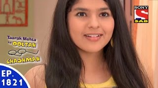 Download Taarak Mehta Ka Ooltah Chashmah - तारक मेहता - Episode 1821 - 7th December, 2015 Video