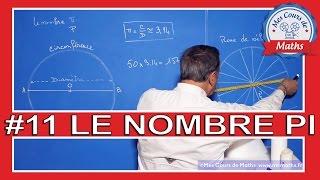 Download Cours sur Comprendre le nombre pi avec Bernard Dimanche (MC Maths) Video