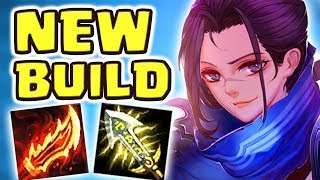 Download INSANE TRIPLE KNOCKUP WOMBO | NEW NIGHTBRINGER YASUO JUNGLE BUILD IS BUSTED | I NEED HELP Nightblue3 Video
