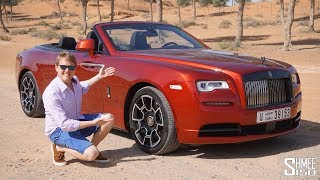 Download Taking a Rolls-Royce Dawn to the Desert! | REVIEW Video