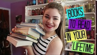 Download Top 10 Books To Read in Your Lifetime! Video