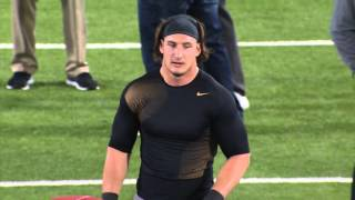 Download Ohio State DE Joey Bosa's Pro Day Workout Highlights | NFL Video