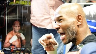 Download Bernard Hopkins ″Roy was one dimensional! When that one thing left him a mediocre fighter KO'ed him Video