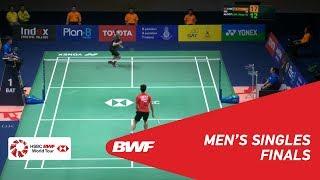 Download F | MS | LIN Dan (CHN) [1] vs LOH Kean Yew (SNG) | BWF 2019 Video