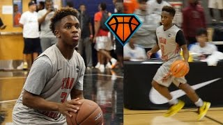 Download 5'6 Chris Lykes Is Going To Be EXCITING To Watch At The U!!   Nike EYBL Highlights Video