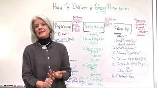 Download How to Deliver a Great Presentation: Project Management Video