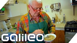 Download Der Porridge-Champion und seine Geheimnisse | Galileo | ProSieben Video