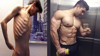 Download Best Of - Skinny To Fitness Body Transformations (MOTIVATION)!! Video