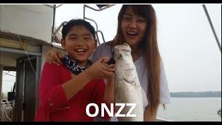 Download Barramundi Snapper Grouper Grand Slam S5E8 ONZZ Fishing Singapore Video