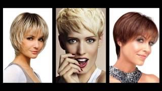 Download Kratke strihy vlasov pre zeny Video