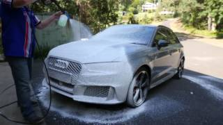 Download Bowden's Own - Using the Snow Job Foam Cannon // Supercheap Auto Video