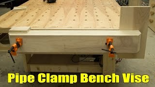 Download Pipe Clamp Workbench Vise - 210 Video