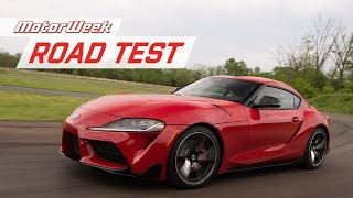 Download The 2020 Toyota Supra Deserves a Chance | MotorWeek Road Test Video